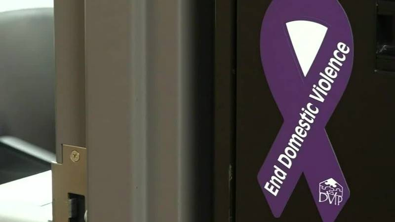 Law enforcement and some domestic violence intervention groups across Eastern Iowa report an...
