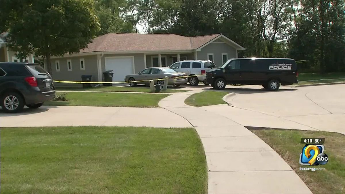 The Iowa City Police Department is investigating what they're calling two suspicious deaths.