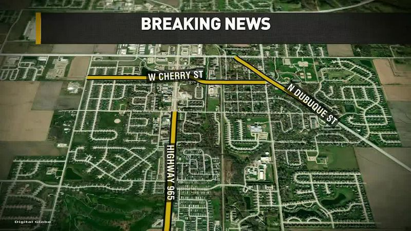 Suspect taken into custody following standoff with North Liberty police
