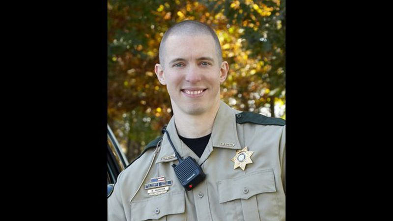Officials said Deputy William Halverson remains at the University of Iowa Hospitals and Clinics...