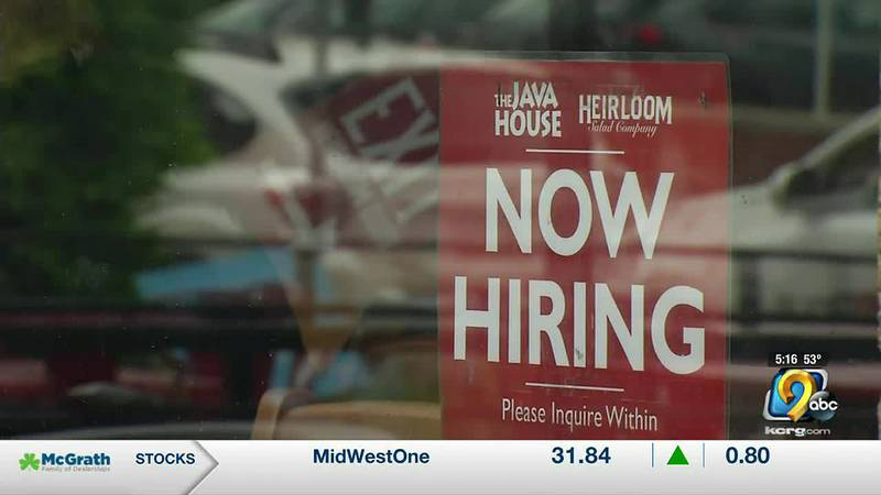 Employers said they can't find enough workers to hire and that's opening the door for former...