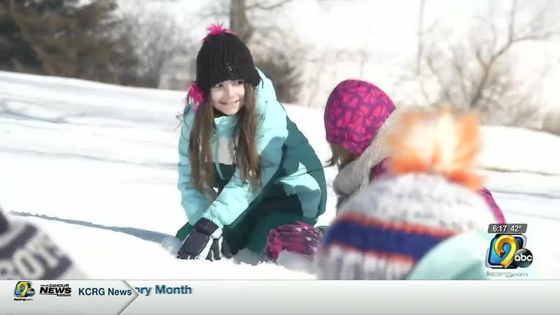 Snow Games event aims to help kids learn while they play