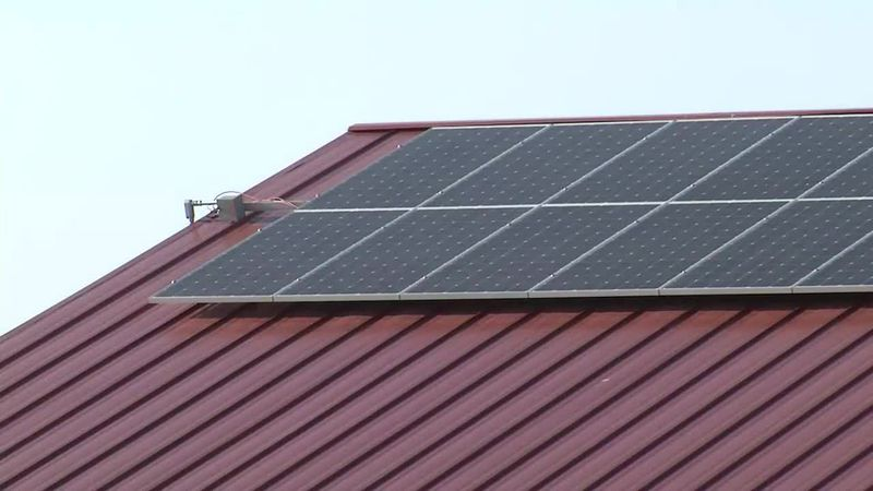 Cedar Ridge in Swisher is now the first winery and distillery in Iowa to use both solar and...