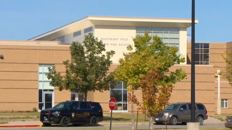 Police are increasing their presence at the Southeast Polk school campus in Pleasant Hill due...
