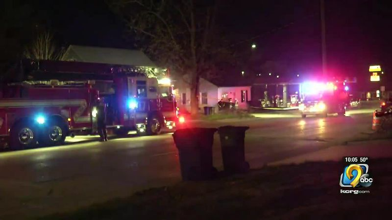Neighbors say they're shocked after homicide in northeast Cedar Rapids
