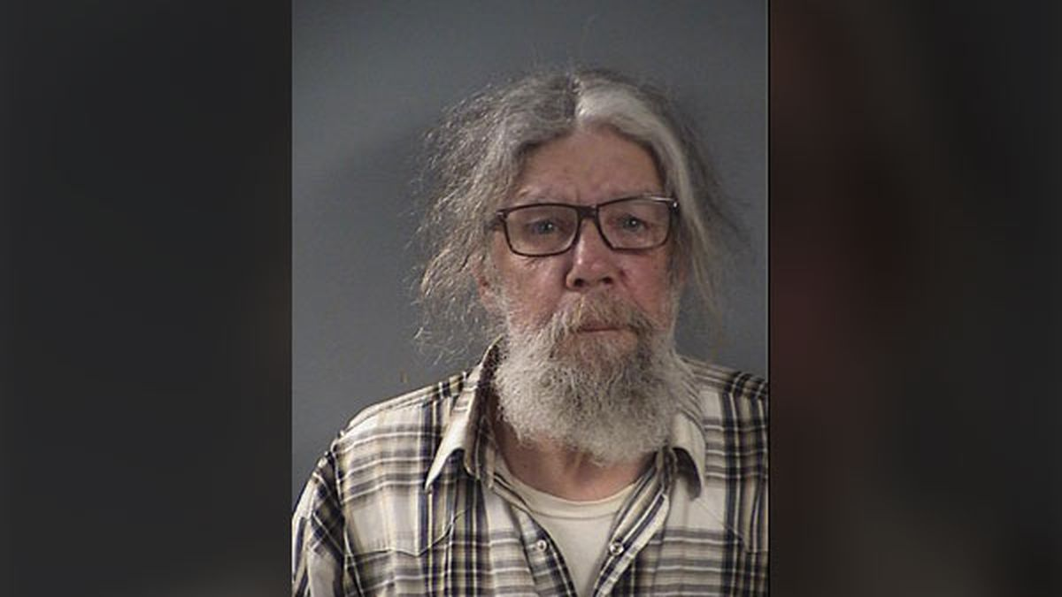 Ronal Rarey, 68, faces charges of assault with a dangerous weapon, interference with official acts and two other weapons related charges.