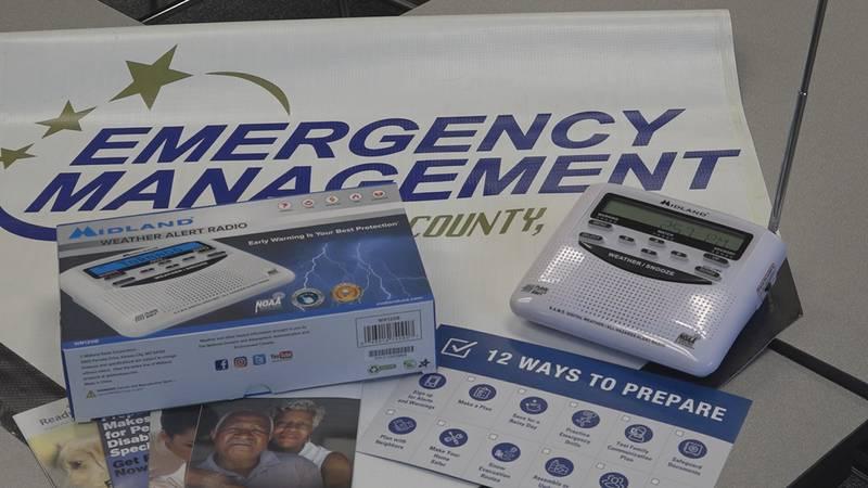 Cedar County Emergency Management Agency launches new weather radio program