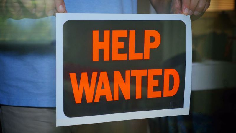 Businesses are still hiring during shutdown