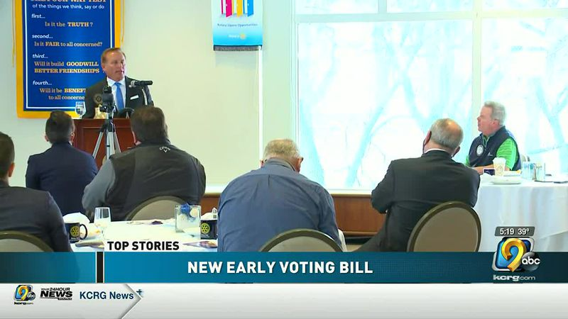 Iowa Secretary of State says new voting bill wouldn't hurt turnout