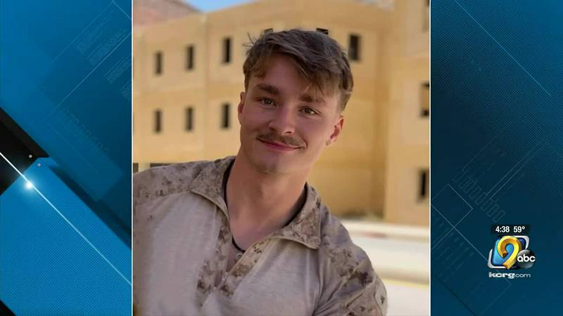 An Iowa native killed during the evacuation in Afghanistan will be laid to rest.