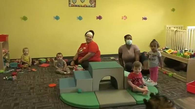 Despite additional funding, some area daycares report trouble filling slots to expand the...