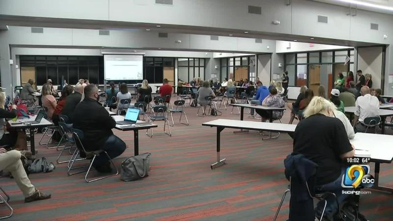 Parents voice concerns on vote for mask mandate