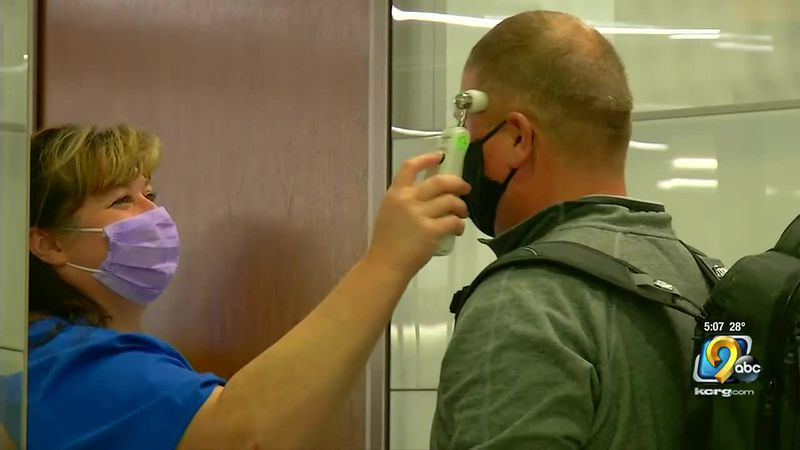 The Eastern Iowa Airport says its passenger screening procedures have been effective and...