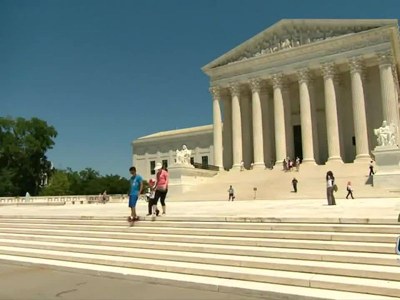 The Supreme Court ruled 7-2 to uphold the Affordable Care Act.