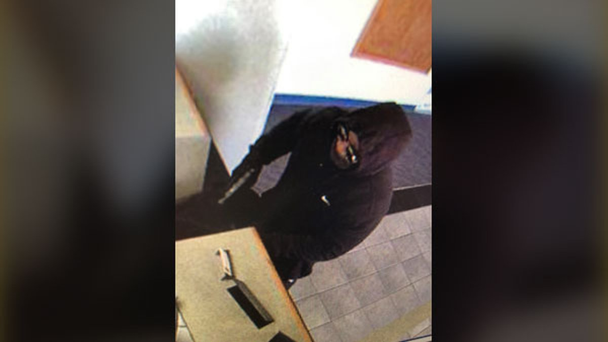 Police in Ames are looking for a suspect they say robbed the River Valley Credit Union on...
