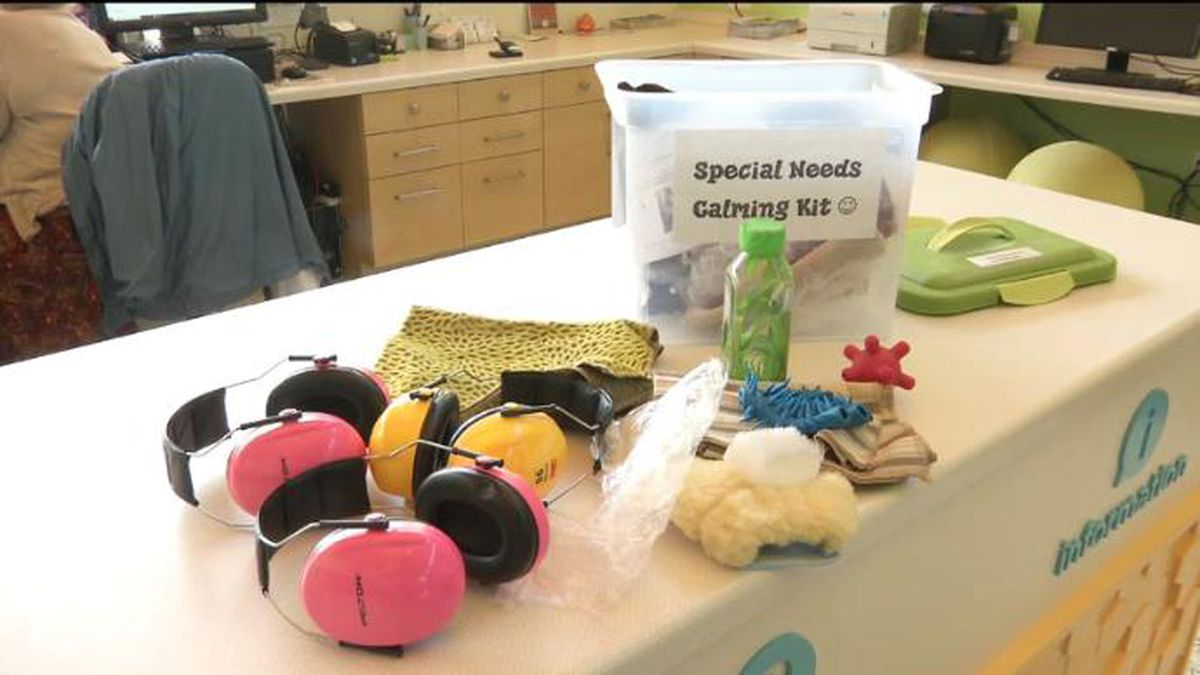 Bettendorf's Family Museum is now a certified autism center. (KWQC)