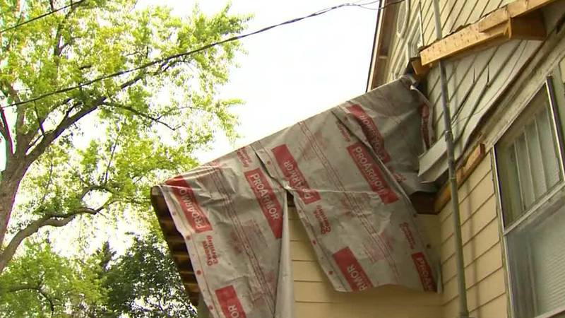 Many Iowans are still dealing with damage and insurance issues after the August 10, 2020,...
