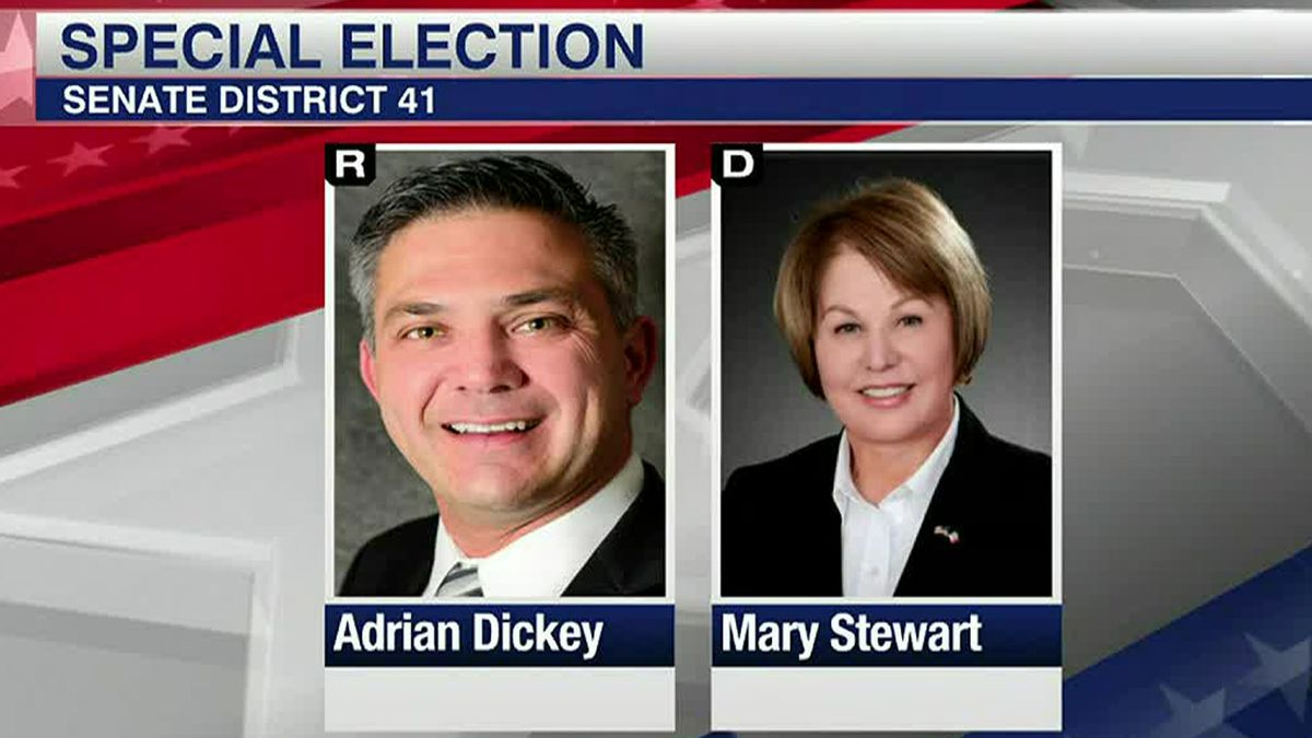 The candidates for the Iowa Senate District 41 special election.