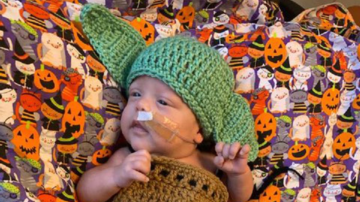 Halloween is tomorrow and UnityPoint Health – St. Luke's Hospital nurses dressed some of these...
