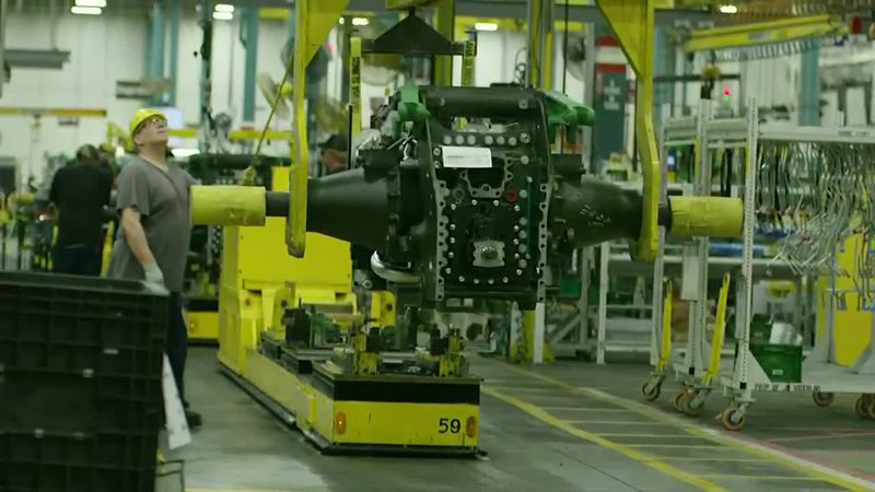 John Deere says its Drivetrain operations facility in Waterloo has a number of positions open.
