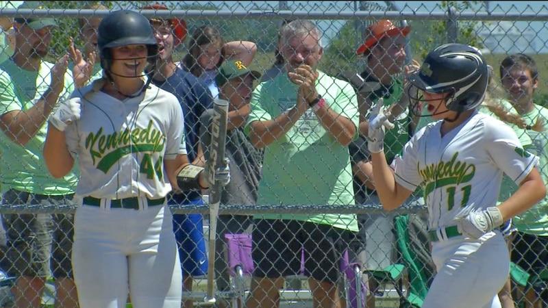 Kennedy softball advances to the 5A semifinal