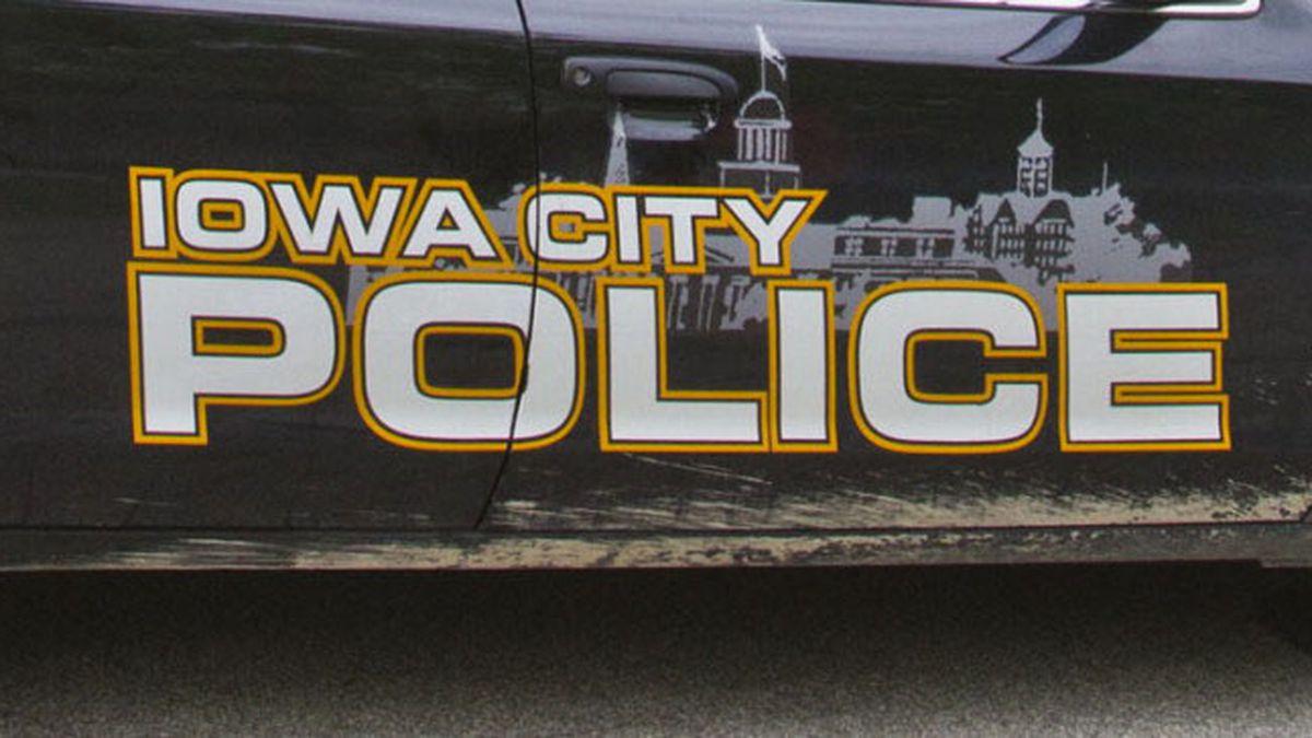 An Iowa City Police car. Photographed on Saturday, June 22, 2013. (Kaitlyn Bernauer/Gazette-KCRG9) <br /><br /><br /><br /><br />
