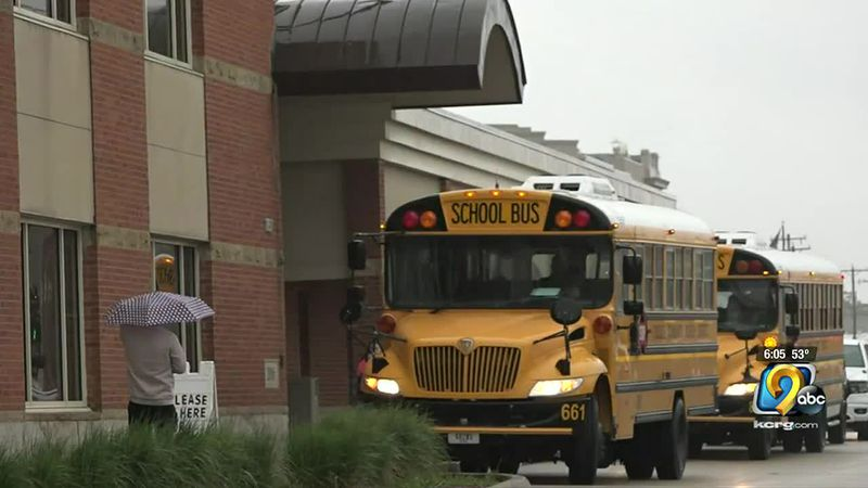 The Dubuque Community School District is currently following the CDC's order, which requires...