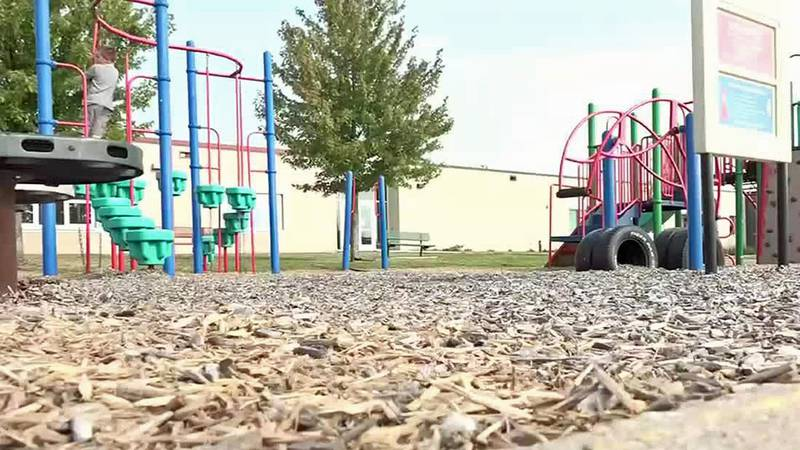 The current playground at Peosta Elementary School was built 15 years ago when inclusive and...