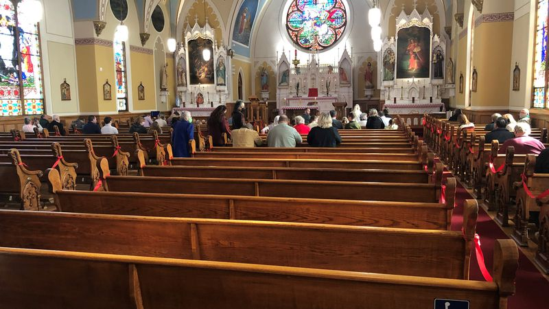 Church reopens after Derecho damage