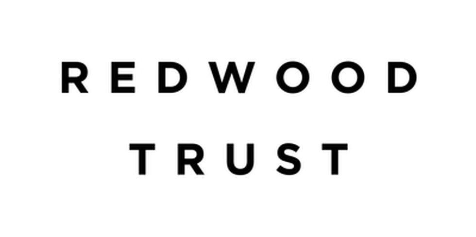 Redwood Trust Logo (PRNewsfoto/Redwood Trust, Inc.)
