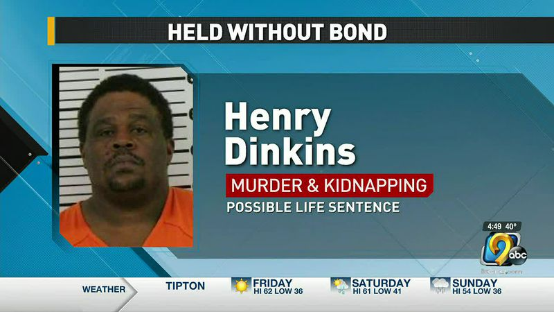 Davenport police believe Henry Dinkins shot and killed Breasia Terrell before dumping her...