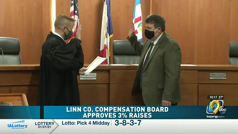 Compensation Board recommends 3% increase for Linn County elected officials