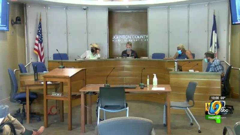 Johnson County Board of Supervisors continue discussion on how to divide American Rescue Plan...