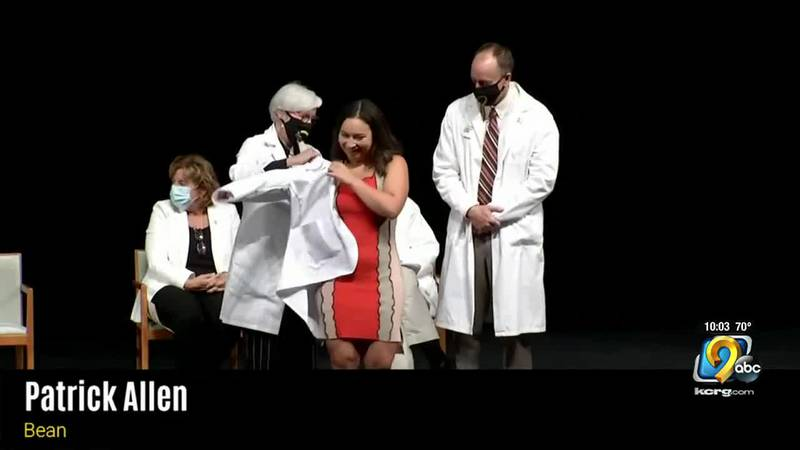 Annual White Coat Ceremony made virtual on short notice