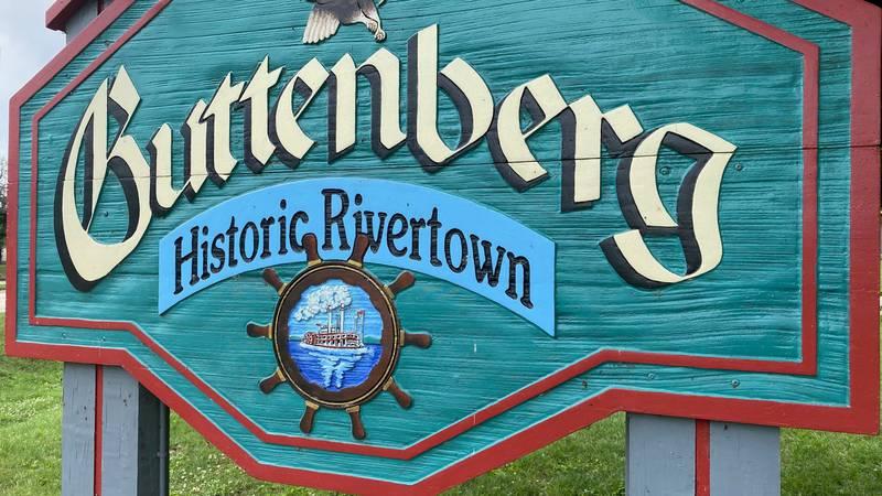 City of Guttenberg, Iowa.